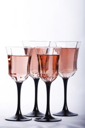 Rose Wines are Blush Wines