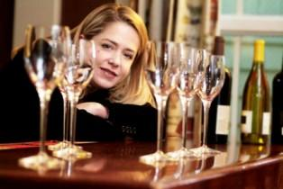 Laurie Forster, Wine Coach and Author