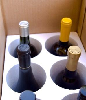 Wine shipment