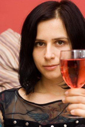 white merlot wine