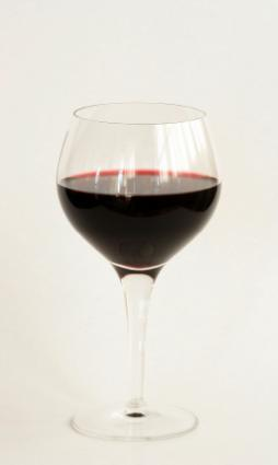 Glass of Shiraz