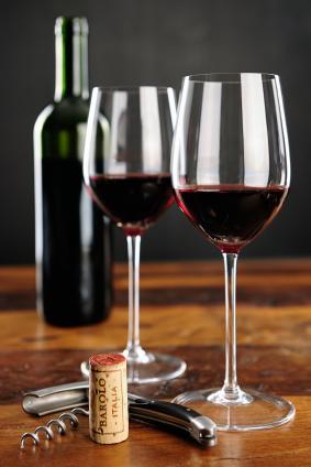 Barolo wine from Italy