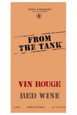 From the Tank Red Wine