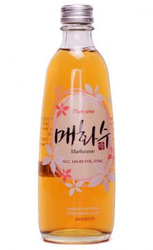 Maehwasoo Korean Plum Wine from Ace Spirits