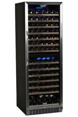 EdgeStar CWR1551DZ 155 Bottle Built-In or Freestanding Dual Zone Wine Cooler