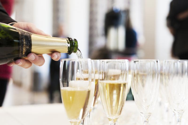 Champagne Flutes, Glass Champagne Flutes Bulk