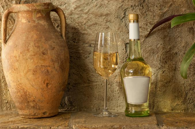 Ancient wine/modern wine