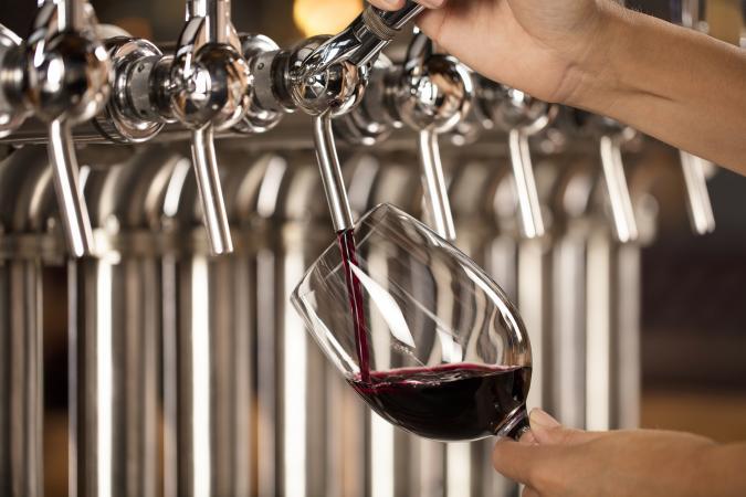 Wine dispensers like the Winekeeper Noir make great gifts