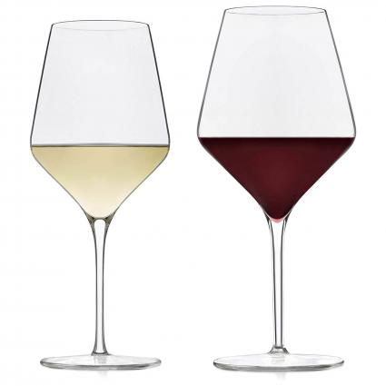 Wine Glass Party Set for Red and White Wines