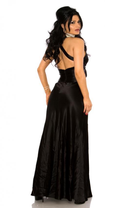Black Evening Dresses Photos