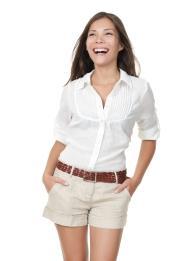 wgite blouse
