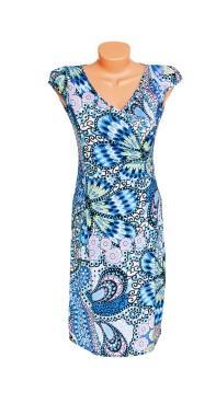 v neck wrap dress