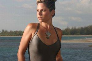 custom swimsuit from Truemeasure