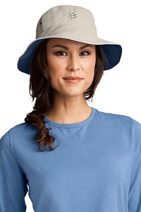Coolibar Reversible Bucket Hat