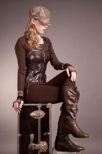 Steampunk Fashions for Women