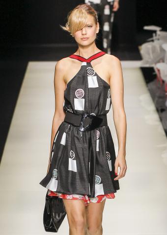 Armani Black Dresses
