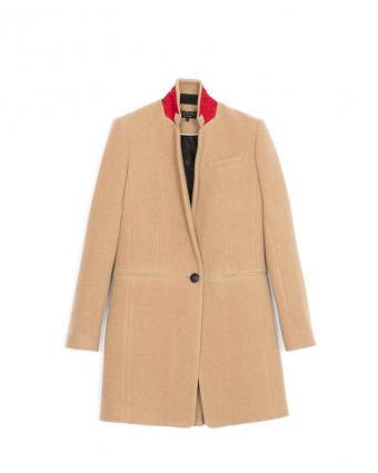 Rag & Bone Emmet Crombie Coat
