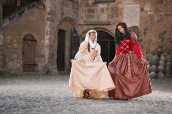 Medieval Damsels
