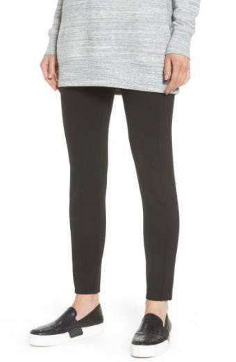 Skinny Ponte Knit Pants