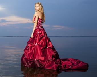 Formal Corset Dresses