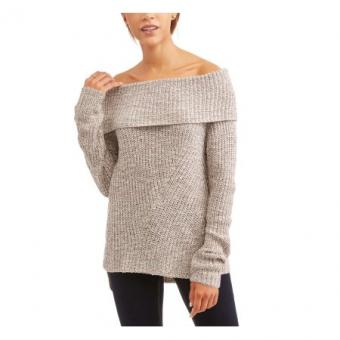 Marilyn Off the Shoulder Sweater