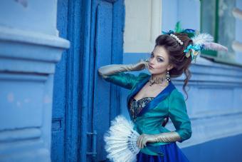 Marie Antoinette Fashions