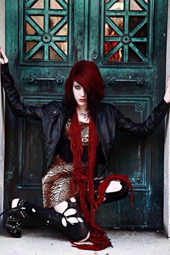 Animalistic Goth