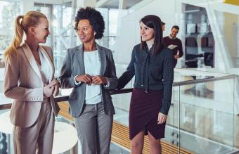 What Is Professional Business Attire for Women?