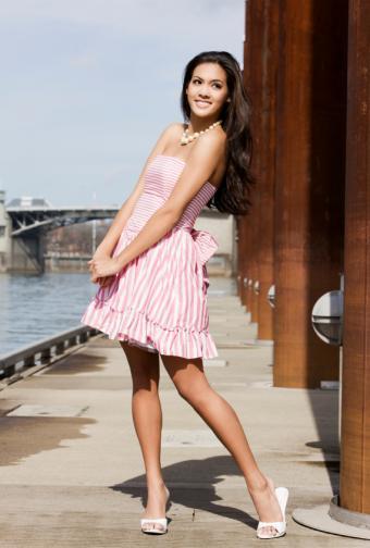 Short Summer Dress Pictures