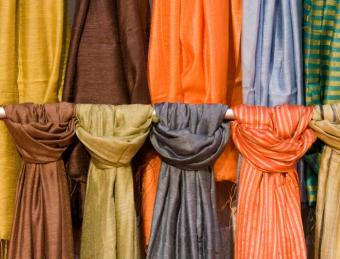 Pictures of Fashion Scarves