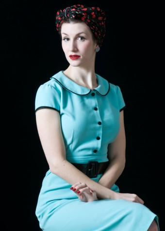 1940s Women's Fashion Pictures