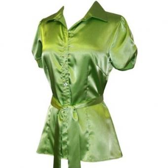 Satin Blouses Gallery
