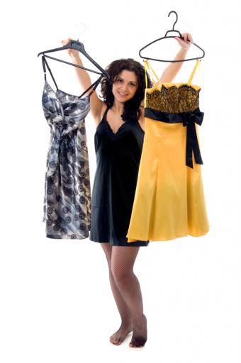 Pictures of Dresses for Different Body Types