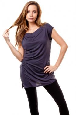 slouchy top with leggings