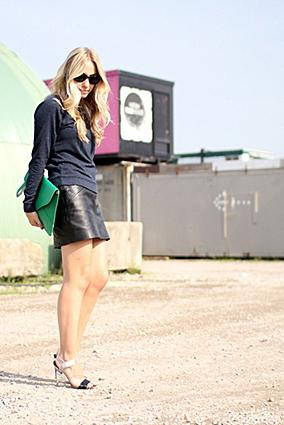 Flickr user Leather fashion fashionista
