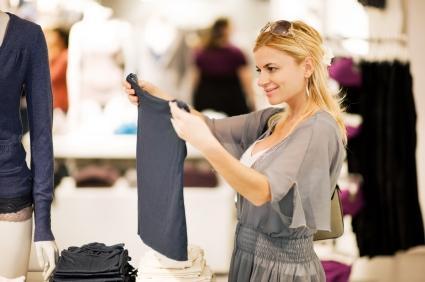 shopping for basics