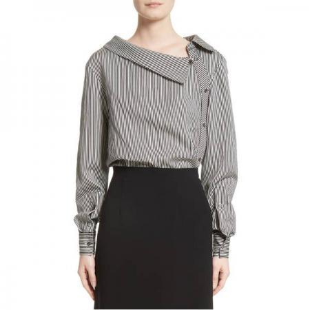 ALTUZARRA Pinstripe Shirt