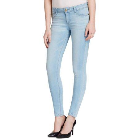 Denim Light Wash Skinny Jeans