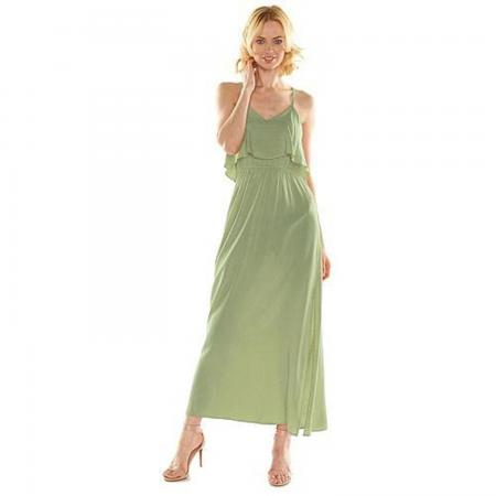 Lauren Conrad Popover Maxi Dress