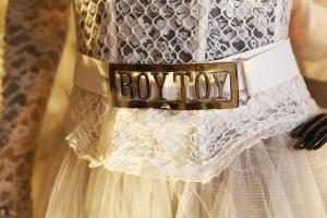 Madonna's Boy Toy Belt
