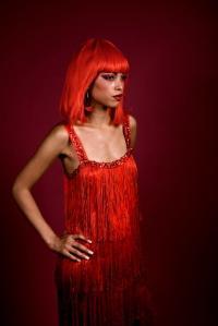 Classic Flapper Dress