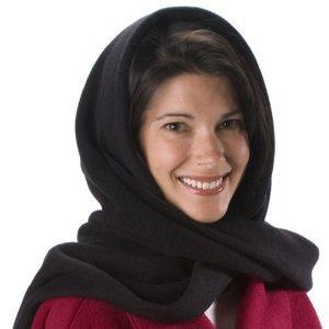 winterwear infinity scarf Hooded scarf