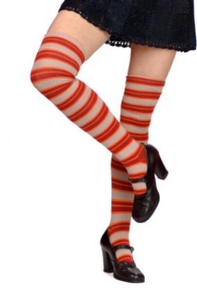 5bc2442df2c Thigh High Socks