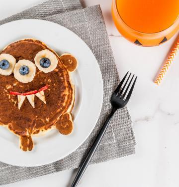 11 Halloween Breakfast Ideas That Are Frightfully Fun