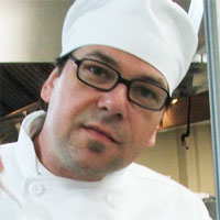 Chef Patrick Mooney