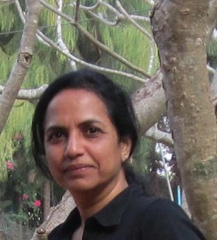 Lic. Vijayalaxmi Kinhal, Master en Ecología y Ciencias del Medio Ambiente
