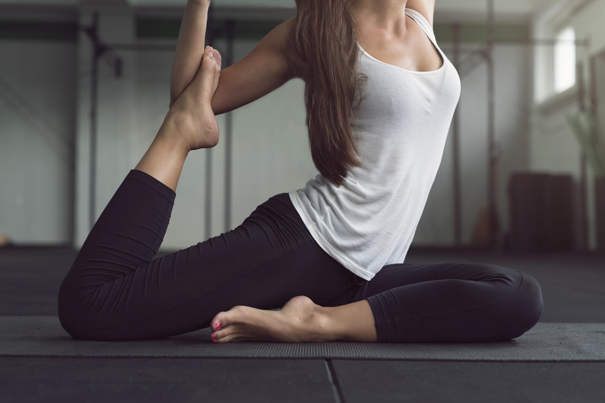 Intermediate Yoga Postures Lovetoknow