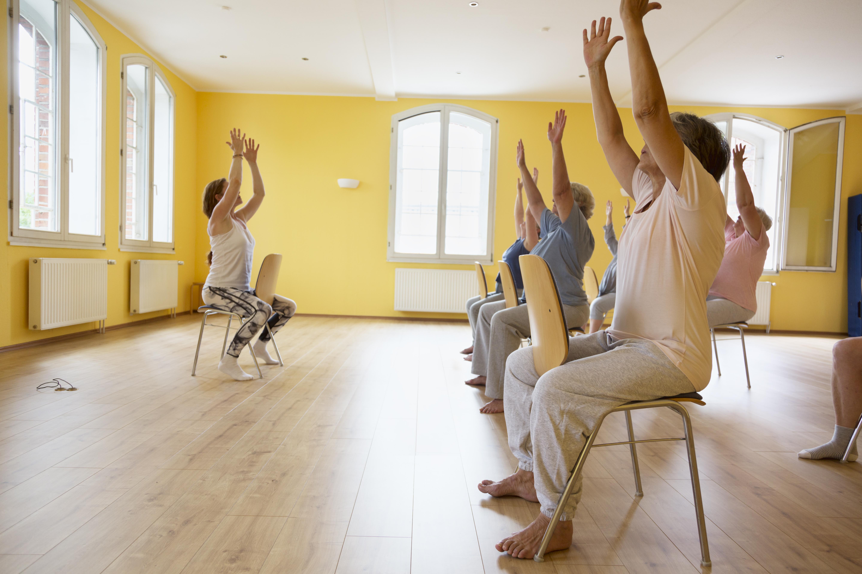 Best Chair Yoga Dvds Lovetoknow