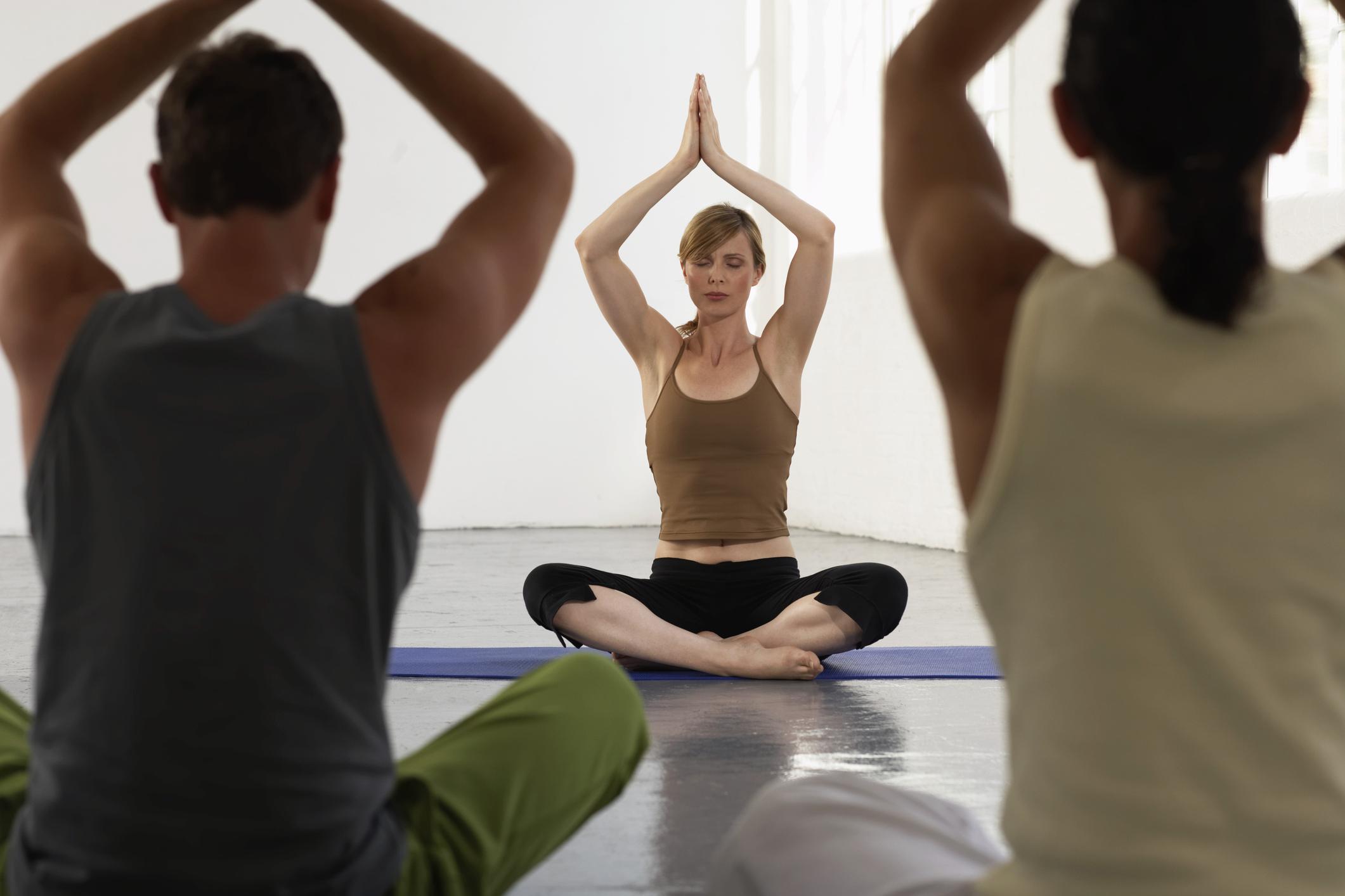 Famous Yoga Teachers Lovetoknow