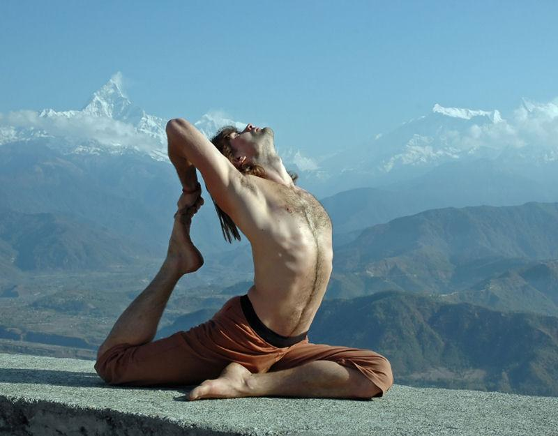 Yoga Poses For Confidence And Courage
